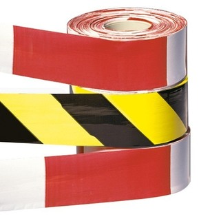 Barrier Tapes Extra Strong (500 metre roll) - Tear resistant, multi-purpose