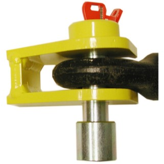 Drawbar Eye Lock-to prevent coupling of drawbar eyes-Strong,Secure-BULLDOG