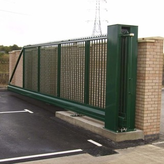 Manual Cantilever Sliding Gate COMMERCIAL USE