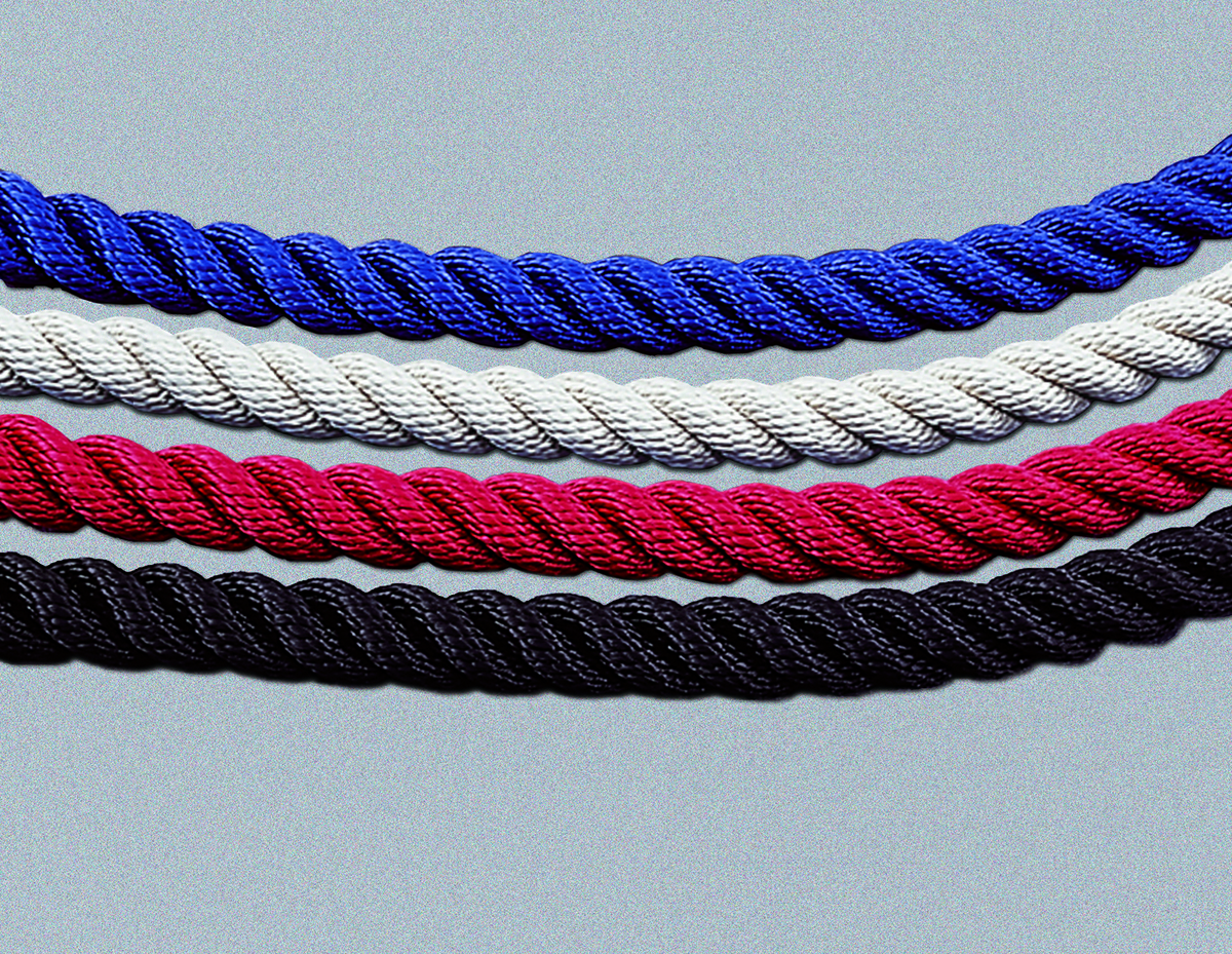 Tens ropes colours