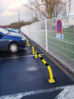 "Perimeter Barriers LOW ""Easy to fix, good paint finish""."