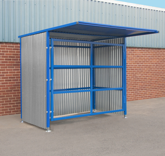 Drum Storage Shelters - Ideal for safely storing cylinders or drums