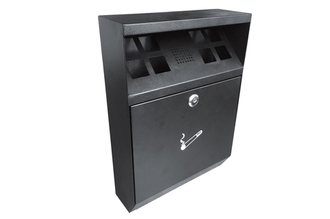 Ashtray litter Bin - Simple solution to reducing mess - IN STOCK AND ON OFFER
