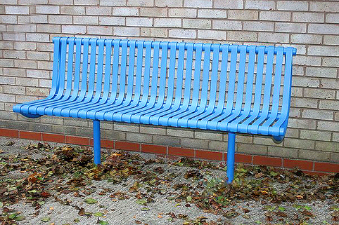 Rockingham seat and bench Stainless Steel or Painted